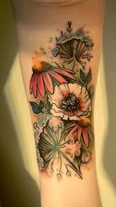 219 best wildflower tattoo images on pinterest wildflower tattoo