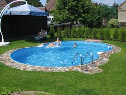 Diy Backyard Pool by Decorating Natural Swimming Pool Designs For Small Backyard Design