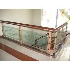 Glass Stair Handrail Glass Stair Railing Handrail Glass Staircase Railing Mahadev