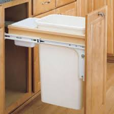 trash u0026 recycling cans kitchen organization kitchen storage under