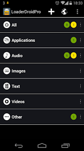 idownloader apk loader droid manager android apps on play