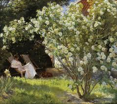 Al S Garden Art Skagen Painters Wikipedia