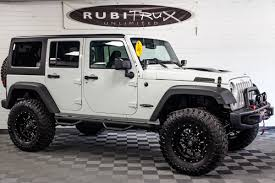 jeep wheels white 2017 jeep wrangler sport unlimited white