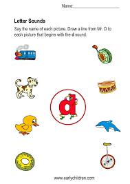 phonics worksheet for kindergarten worksheets