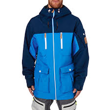 Swedish Blue Wear Colour Falk Snow Jacket Swedish Blue Free Delivery Options
