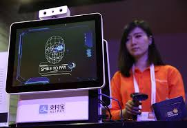 alibaba face recognition alibaba launches smile to pay facial recognition system at kfc in