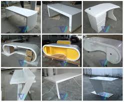 curved office desk furniture fabulous full image for modern