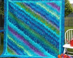 size quilt king size quilt bluegreen purple batik