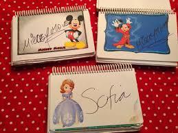hope floats unforgettable disney autograph books