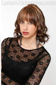 layered flip hairstyles 18 popular medium length hairstyles with bangs updated for 2018