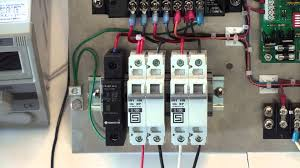 ts1100 sp circuit breaker and surge protector device faults youtube