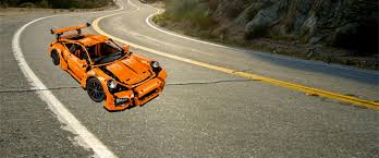Lego Technic Porsche 911 Fast Approaching The Collector