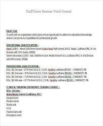 Staff Resume In Word Format 23 modern fresher resume templates free premium templates