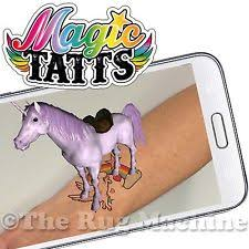 24 magic miracle tattoos brougt to life 3d phone app fantasy