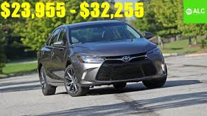 best toyota cars car reviews 2017 toyota camry xse price 23 955 32 255