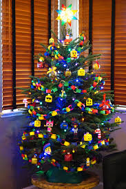 lego ornaments edited tree tremendous image