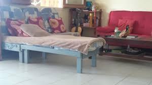 faire un canapé faire un canapé d angle avec des palettes