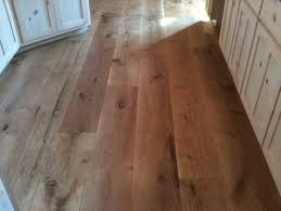 what type of finish is on this flooring wax or varnish