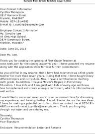 awesome collection of cover letter examples first job also format