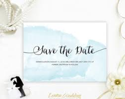 starry wedding save the date cards wedding