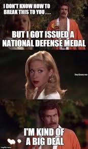 National Guard Memes - national defense medal navy memes clean mandatory fun