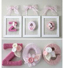 DIY Decorating Ideas For Girls Bedrooms CraftRiver - Craft ideas for bedroom