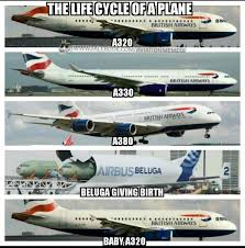 Plane Memes - aviation memes on twitter the life cycle of a plane