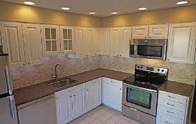 Cheap Kitchen Cabinets Nj Discount Kitchen Cabinets Raised Panel Shaker Style Toffee Finish
