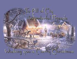 merry with to my friends from