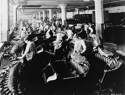 Car Upholstery Company Photo Dodge Brothers Upholstery Assembly Line
