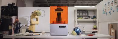 bureau imprimante la form1 l imprimante de bureau grand utilisant la