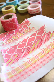 Washi Tape Designs by Diy Washi Tape Wall Decals Super Easy U0026 Adorable Designer Trapped