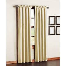 Curtains With Thermal Backing Premiere Thermal Backed Energy Efficient Curtain Panels Set Of 2