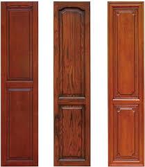 Wood Closet Doors Solid Wood Closet Doors Wardrobe Doors Hebei Sunbeam Trading