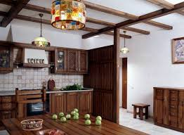 Modern Wooden Kitchen Designs Dark by 30 Country Kitchens Blending Traditions And Modern Ideas 280