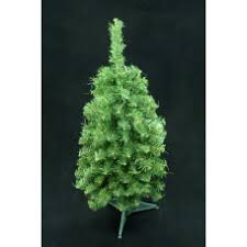 green canadian pine artificial tree 12 inch