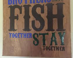 Fish Nursery Decor Boy Fishing Decor Etsy