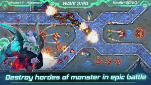 zone apk tower defense zone apk free strategy for android