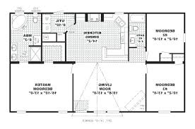 ranch style floor plans small ranch style house plans floor plans for small ranch homes
