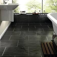 Black Bathroom Floor Tile Amazing Black Tiles Floor Pictures Flooring U0026 Area Rugs Home