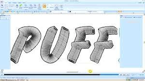 pe design pe design next digitizing for 3d foam lesson 38