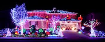 houses with christmas lights near me holiday lights tour british motor coach inc