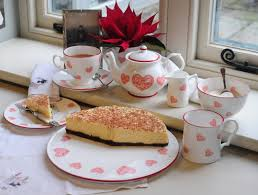 garden ideas for a valentines tea party in playroom