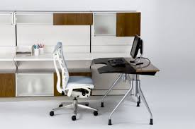 Simple Office Chairs Office Furniture Modern Office Desk Furniture Expansive Plywood
