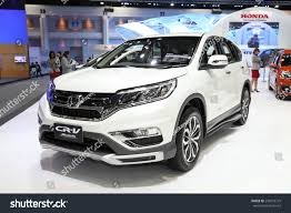 suv honda 2014 bangkok november 28 honda crv modulo stock photo 239435779