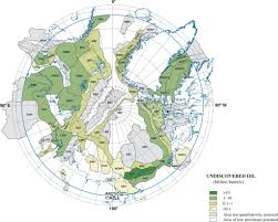 North Pole Map Canadian And Russian Claims To The Arctic The Allure Of The North