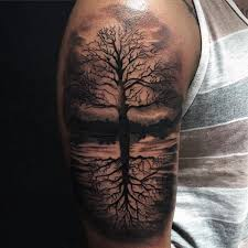 100 tree of designs for manly ink ideas