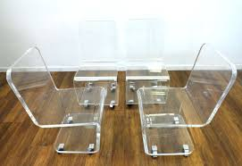dining chairs perspex dining chairs uk lucite dining room chairs