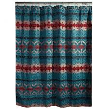 Teal And Brown Shower Curtain Dark Brown Shower Curtain Pmcshop