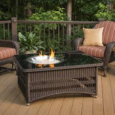 Firepit Table Naples Pit Table Woodlanddirect Outdoor Fireplaces